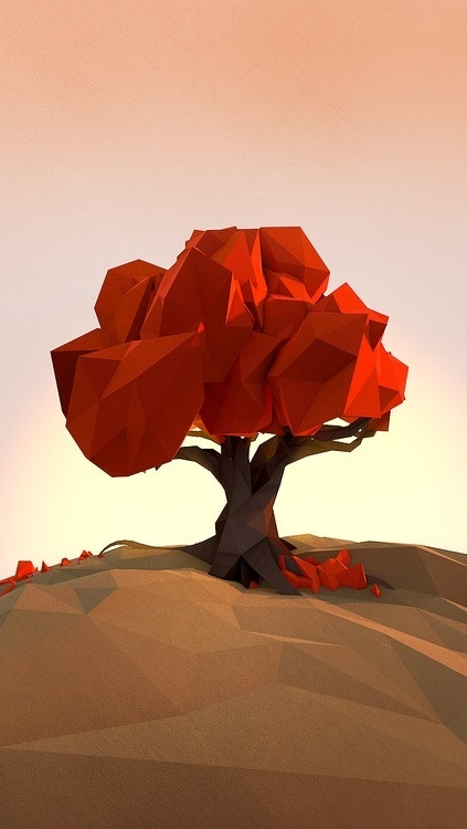 GEO A DAY #low #poly