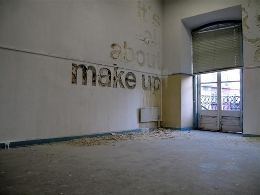 Walls - Alexandre Farto aka Vhils Selected Works #walls #art