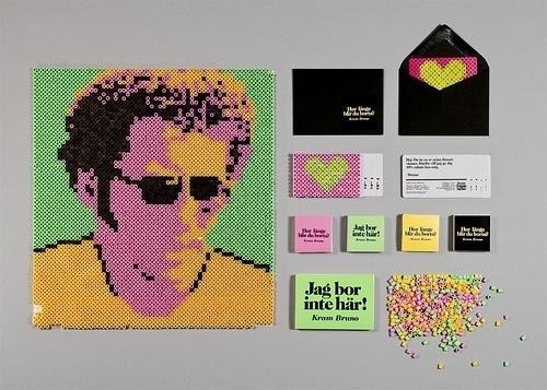Bruno götgatsbacken | Flickr - Photo Sharing! #snask #bruno #identity #stationary