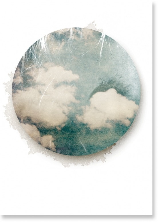 Dot by Chad Hagen #cloud #pill #poster