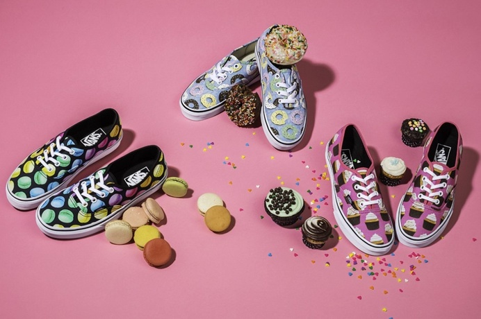 """The Vans """"Late Night"""" Pack Will Make You Unreasonably Hungry Indulge yourself in this feast of footwear."""