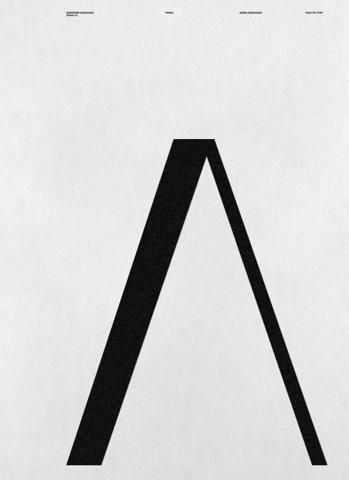FFFFOUND! #typopgraphy #minimalism