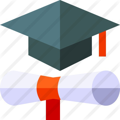 See more icon inspiration related to degree, graduated, mortarboard, graduate, cap, education, diploma and graduation on Flaticon.