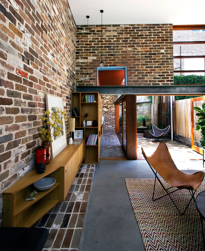 Walter Street Terrace Renovation by David Boyle - #architecture, #house, #home, #decor, #interior,