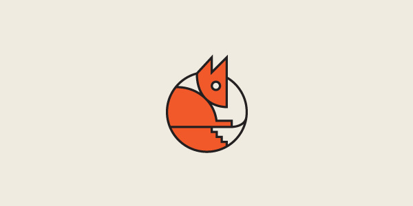 Various Identities. on Behance #logo #identity #fox