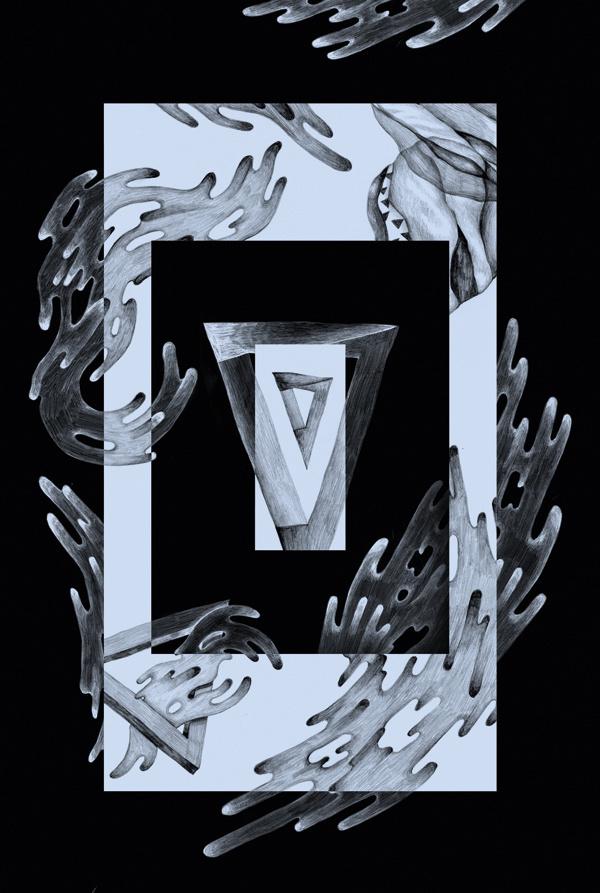 Paper Cuts Kasper Pyndt Studio #poster