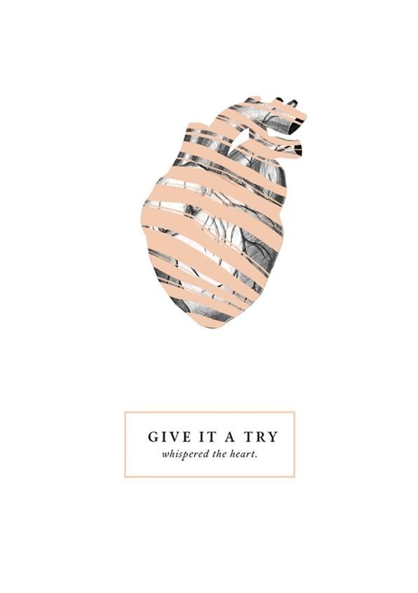 www.larabispinck.com #heart #illustration #poster #lines #structure #quote