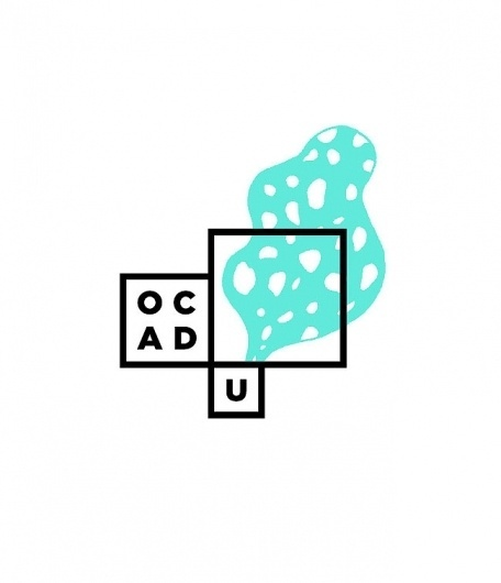 OCAD University | Identity Designed #logo