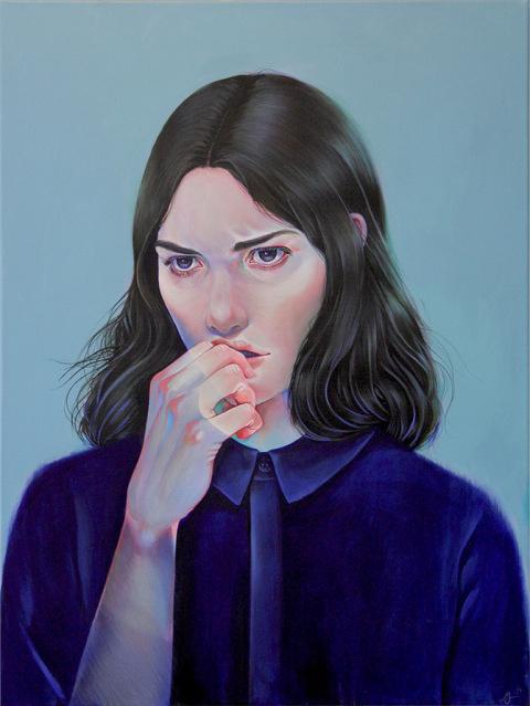 Martine Johanna | PICDIT #art #painting
