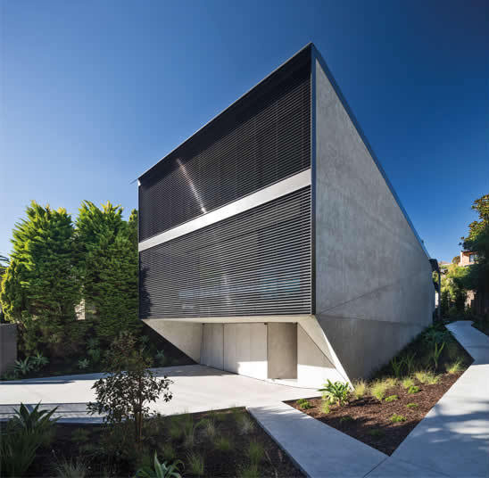 K House by Chenchow Little Architects #minimalist #house