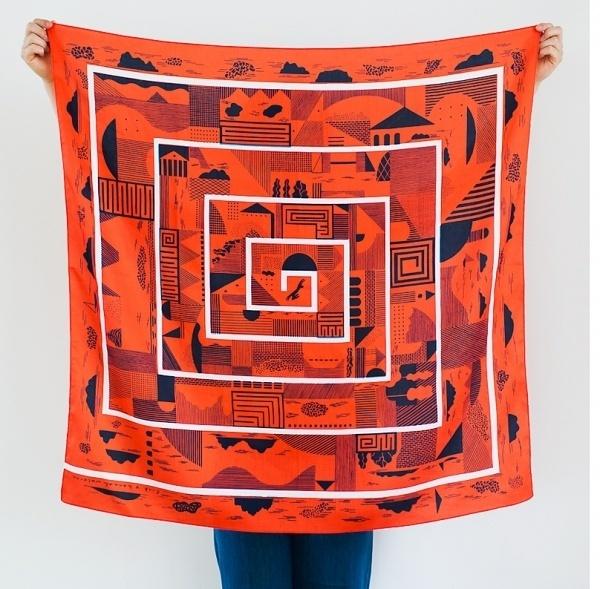 Hannah Waldron - Artist and designer #textile