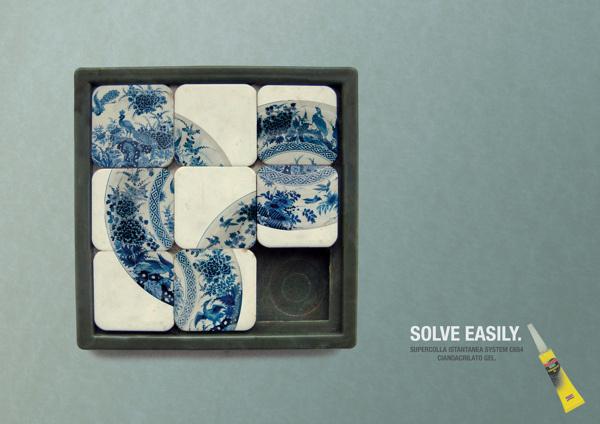 Superglue Campaign for Arexons© on Behance #plate #nurdinova #ceramics #superglue #karina #direction #art #arexons #scary