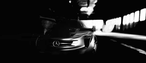 Sunday, 2 March 2014 #mercedes #concept #car
