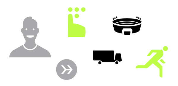 Iconwerk #icon #symbol #pictogram