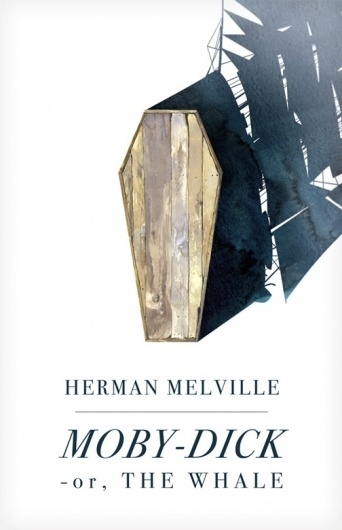 Moby Dick Book Covers