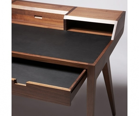 "PLASTOLUX ""keep it modern"" » The Artistry of Dare Studio #modern #wood #furniture #craft #desk"