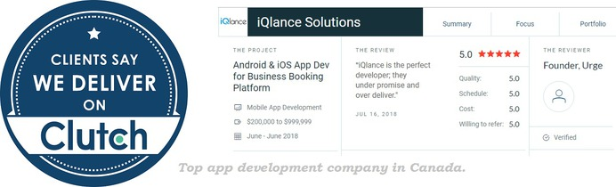 IQLANCE FEATURED IN CLUTCH 1000!