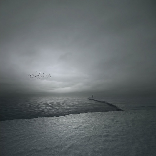 Signs Of Life, photography by Philip Mckay #sea