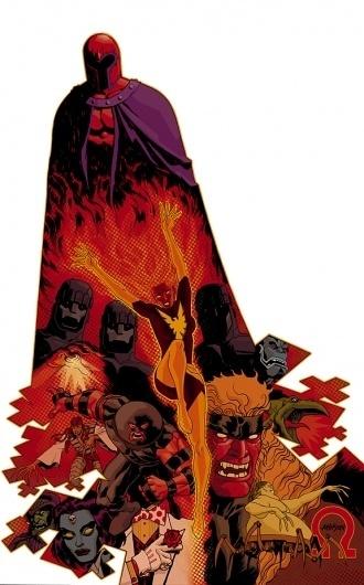 X-Villains poster by *Devilpig on deviantART #magneto #comics #men #villains