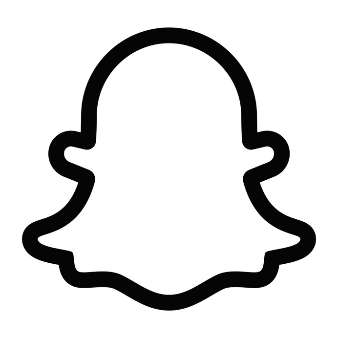 See more icon inspiration related to snapchat, logo, brand, social media, social network, logotype and brands and logotypes on Flaticon.