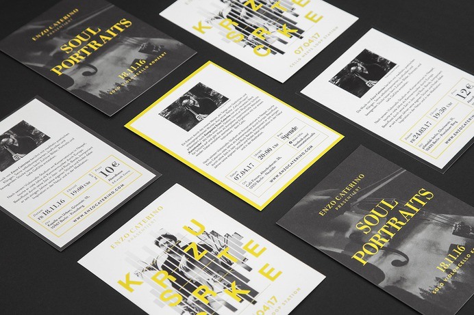Enzo Caterino Branding on Behance