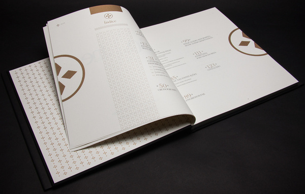 FNE - 30 ANOS Playme Studio #print #golden #editorial #black