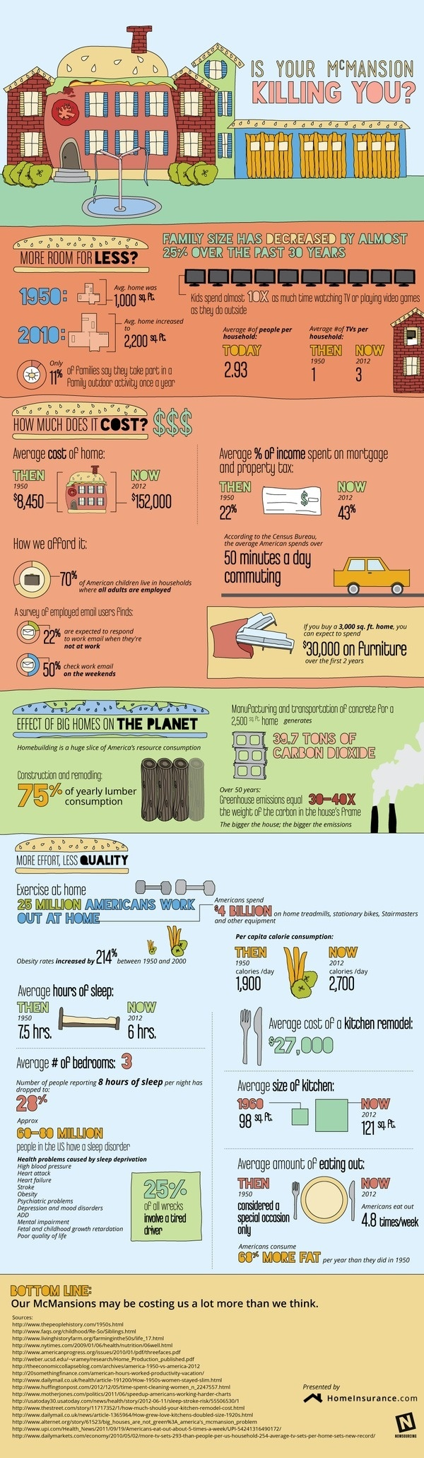 Is Your McMansion Killing You? #infographic
