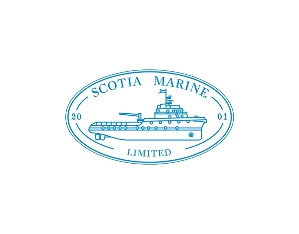Scotia Marine on Behance #acre #logo #scotia #marine