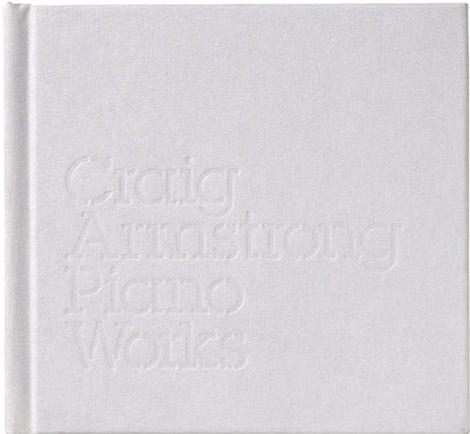 Craig Armstrong - Piano Works #packaging #hingston #tom #studio #music