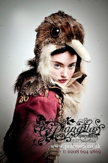 Beautiful Costumes / Prangsta costumiers, a delight for the eye! #fashion #shoot #photography #portrait