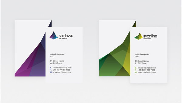 Branding agency award winning design interiors architect brand London #mountain #business #branding #card #color #multi #pitch #identity