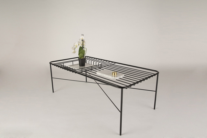 Wire Series Coffee Table
