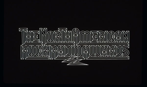 All sizes | The North American Rock Radio Awards | Flickr - Photo Sharing! #type #lubalin #typography