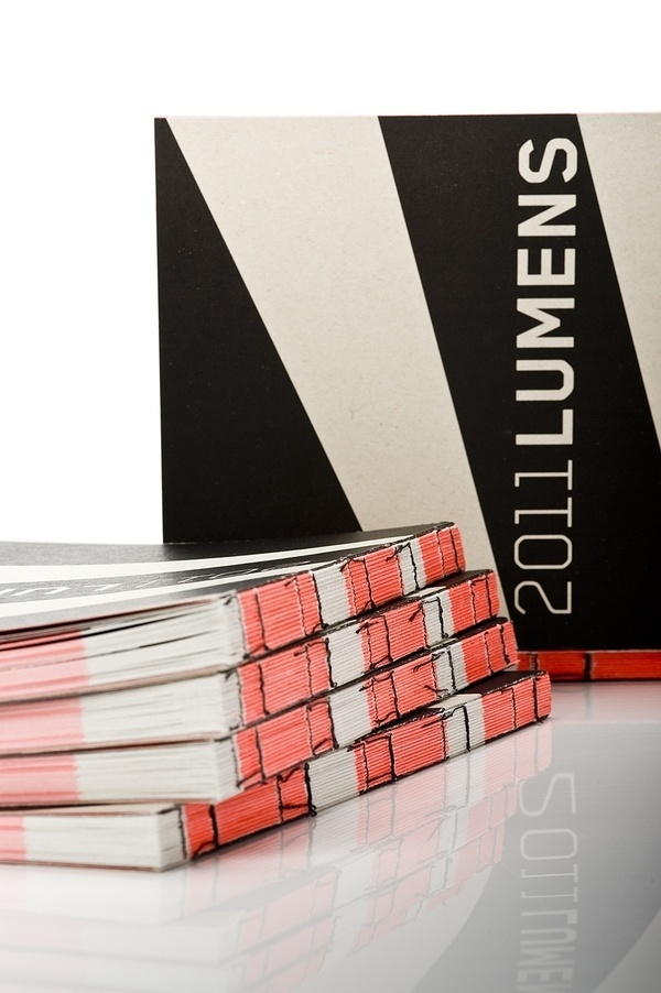 2011 Lumens Catalogue on the Behance Network #print #design #magazine