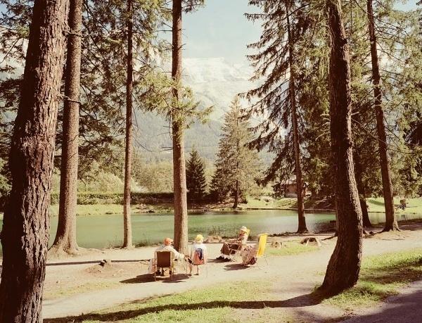 p_bathinggermans.jpg (1024×784) #forest #relaxing #good #time