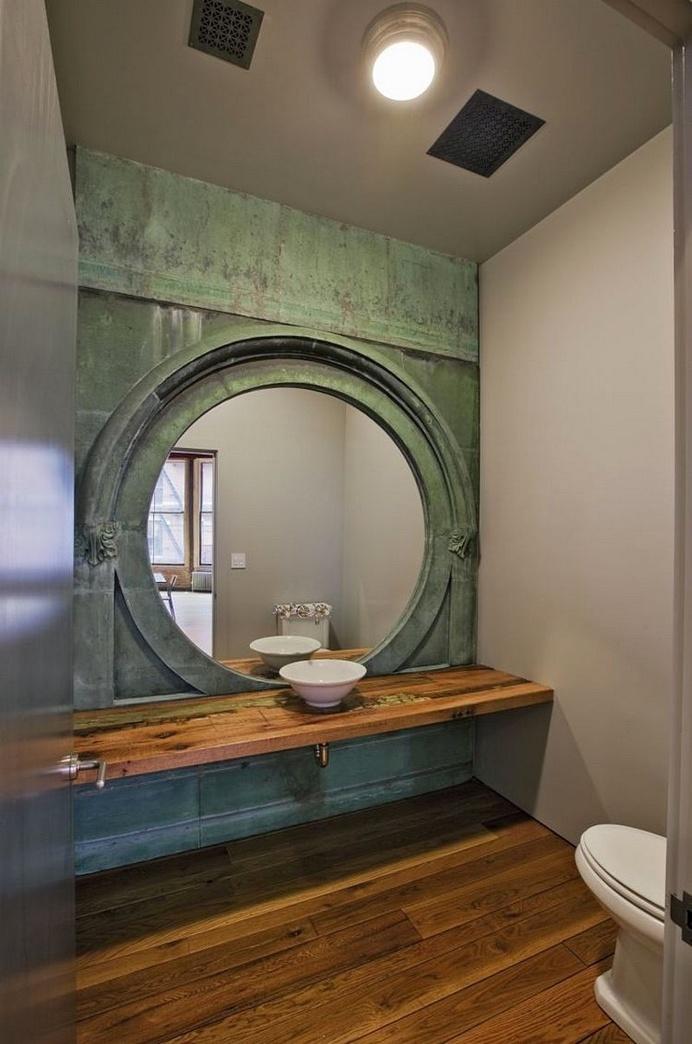Franklin Street Loft in TriBeCa / Jane Kim Design