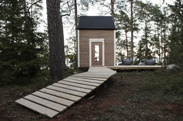 Wooden Cabin 3 #cabin #wood #forest #architecture