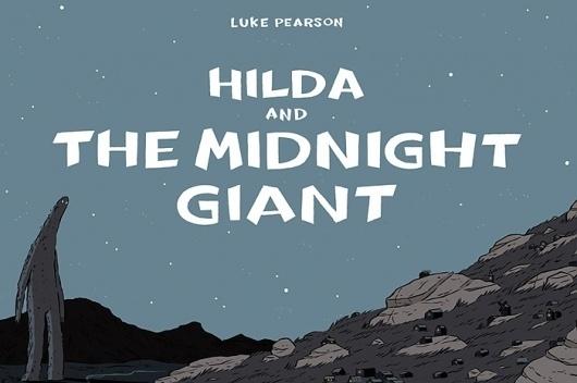 Browsing for Blog #midnight #luke #comic #illustration #pearson #nobrow