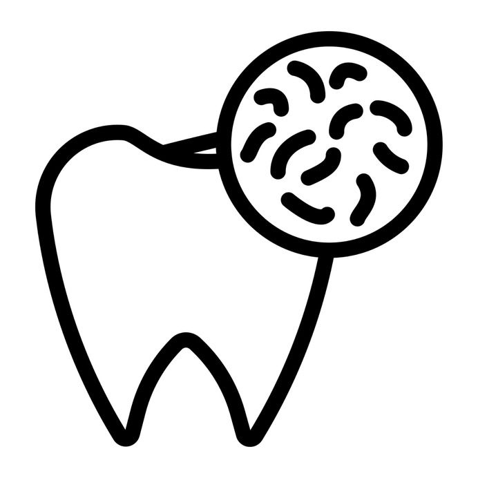 See more icon inspiration related to dentist, bacteria, tooth, dental, healthcare and medical, premolar, odontology and medical on Flaticon.