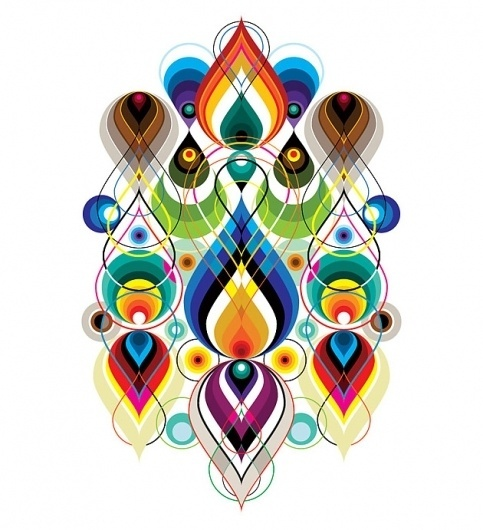 MWM Graphics – Graphic Design inspiration on MONOmoda #colors #shapes