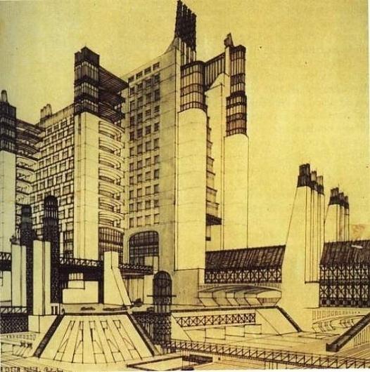 File:Santelia01.jpg - Wikipedia, the free encyclopedia #antonio #santela #architecture #drawing