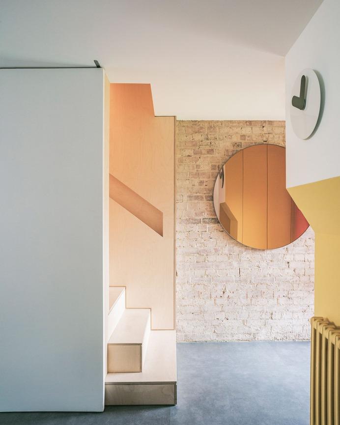 Maisonette in Notting Hill by Francesco Pierazzi
