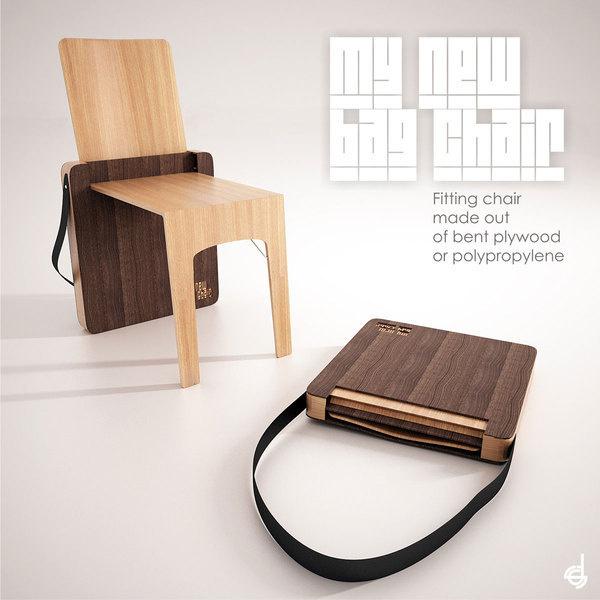 2013 Bag Chair Contemporary #interior #design #decor #home #furniture #architecture