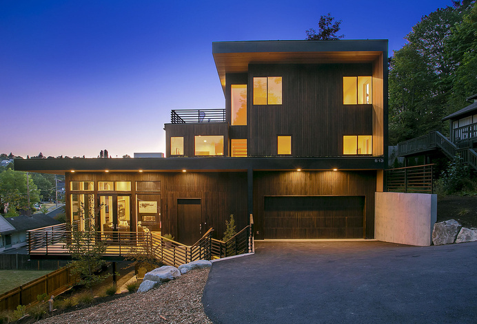 MadisonPark house by First Lamp - www.homeworlddesign. com (21) #architecture #house