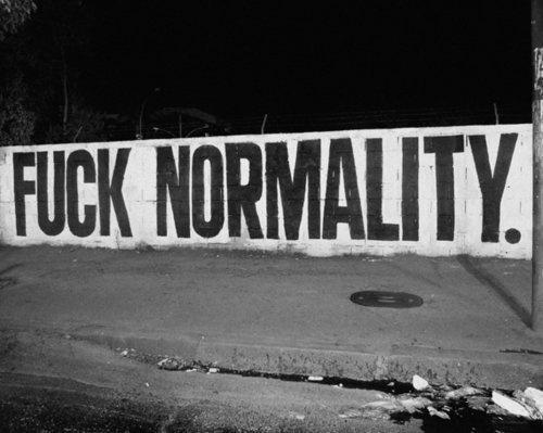 OTAKU GANGSTA #fuck normality