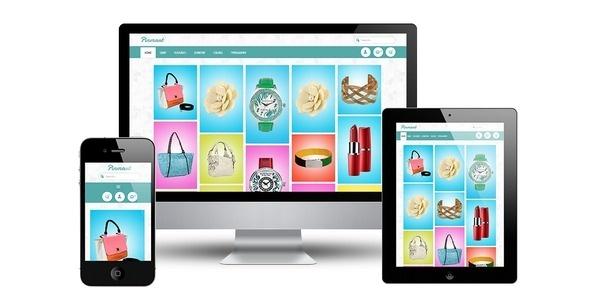 Pinmart - responsive virtuemart Template in a pinterest style #template #responsive #virtuemart #pinterest