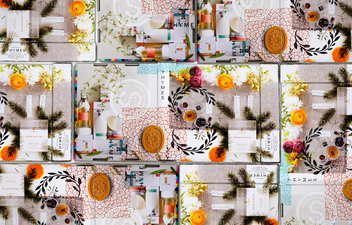 2.dieline_thymes_boxpattern.jpg #packaging #design #collage