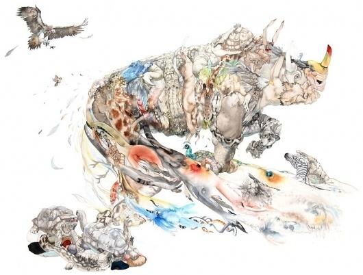 Screen shot 2011-01-12 at 11.17.09 PM | Arrested Motion #illustration #art