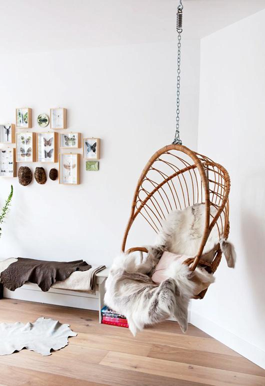 let's swing / sfgirlbybay #interior #design #decor #deco #swing #decoration