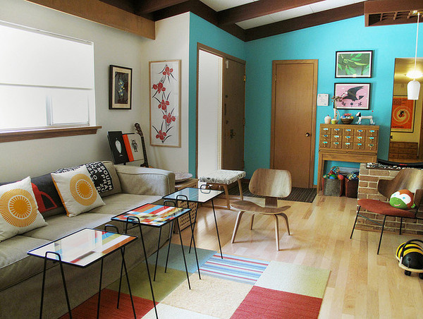 photo #colorful #living #room
